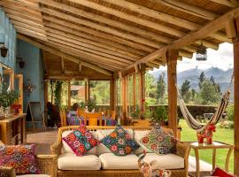 Cuesta Serena Boutique Hotel, cabin in Huaraz