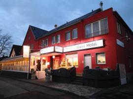 Garni Hotel Vier Jahreszeiten, hotel near Cologne Bonn Airport - CGN, Rösrath
