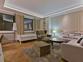 Apartament Molo Superior, apartment in Sopot