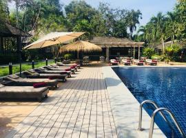 Let's Hyde Pattaya Resort & Villas, hotel in North Pattaya