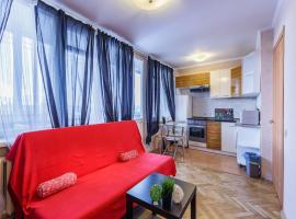 Nice-flats на Ленинградском 33А - 342, отель в Москве