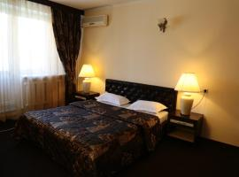 Salem on Samal, hotel in Almaty