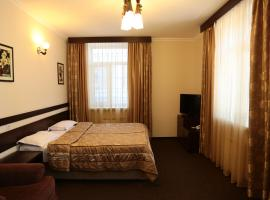 Salem on Dostyk Hotel, hotel in Almaty