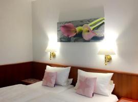Hotel Garni Vierjahreszeiten, guest house in Bad Staffelstein