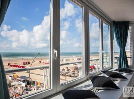 Novo panoramic sea view, apartment in De Panne