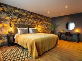 Boutique Suites Lisse - Schiphol, hotel near Hoofddorp Station, Lisse