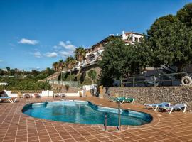 Hotel Rural Almazara, hotell nära Punta Lara, Frigiliana