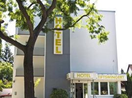 Hotel Stiftswingert, отель в Майнце