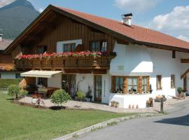 Haus Guem, self catering accommodation in Ehrwald