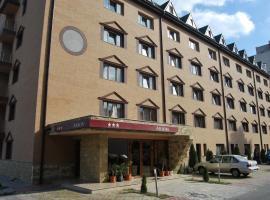 Arion Hotel, hotel in Constanţa