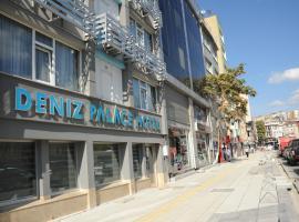 Deniz Palace Hotel, hotel near Halic Congress Center, Istanbul