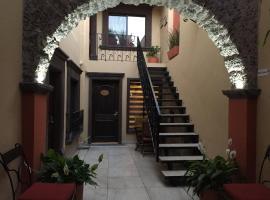 Casa del Tio Hotel Boutique, hotel en San Miguel de Allende