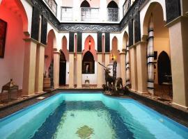 Ryad Laârouss, Hotel in Marrakesch
