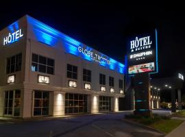 Hotel & Suites Le Dauphin Drummondville, hotel em Drummondville