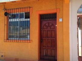 Departamento Barros Borgoño, apartamento en Valparaíso