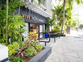 VIVE Hotel Waikiki, boutique hotel in Honolulu
