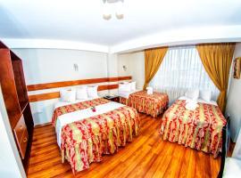 Hostal Los Andes, hotel near Wanchaq Train station, Cusco