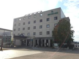 Fukuno Town Hotel A・Mieux, hotel in Nanto