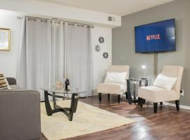 Luxury 2bed Condo Minutes from Downtown, apartment in Raleigh