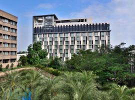 Courtyard by Marriott Hyderabad、ハイデラバードのホテル