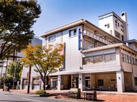 小倉リーセントホテル、北九州市にある小倉駅の周辺ホテル