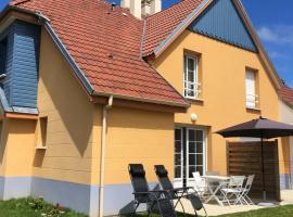 La réserve 1 et 2,Maisons de vacances en Baie de Somme, hotel in Saint-Valéry-sur-Somme