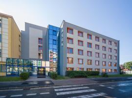 Hotel Arnost Garni, hotel in Pardubice