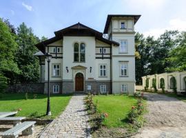 Spa Resort Libverda - Villa Friedland – hotel w mieście Lázně Libverda