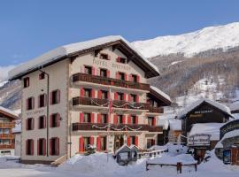 Hotel Bahnhof, hotel in Zermatt