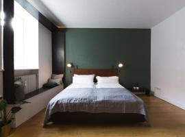 Vier Zimmer, hotel near Oktoberfest - Theresienwiese, Munich
