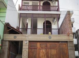 Les Comptoirs Residency, apartment in Pondicherry