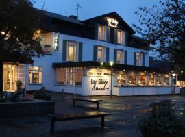 Hotel Gilleleje Strand, overnatningssted i Gilleleje