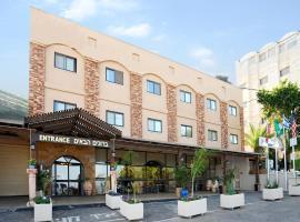 La Perla Kinneret, hotel in Tiberias
