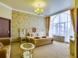 Hotel Palazzo Krasnodar, hotel in Krasnodar