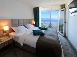 Grand Hotel Adriatic II, отель в Опатии