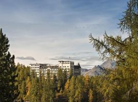 Hotel Waldhaus, Hotel in Sils im Engadin