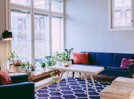 Myö Hostel, hostel Helsingis