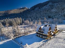 Hotel Eco Tatry Resort & Holiday, hotel near Tatra National Park, Kościelisko