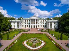 Парк-Отель Морозовка, отель в Зеленограде
