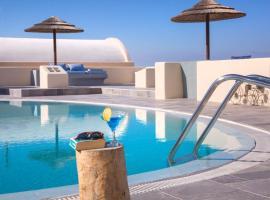 Βίλα Ανεμόεσσα, ξενοδοχείο στην Οία