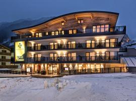Hotel Eldorado, hotel v mestu Ischgl