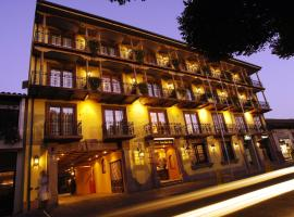 Hotel Santa Cruz Plaza, hotel en Santa Cruz