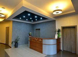 Nova Stodola – hotel w pobliżu miejsca Sanktuarium Matki Bożej Częstochowskiej w mieście Kłomnice