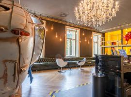 MeetMe23, hotel near Florenc Central Bus Station, Prague