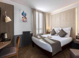 Contact Hôtel Alizé Montmartre, hotel in Paris