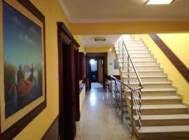 Hotel Mimoza, отель в Будве