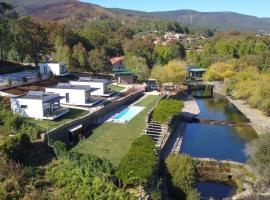Resort Natureza Villa Rio, casa o chalet en Castanheira de Pêra