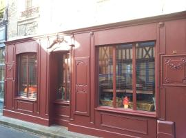 La Maison de Honfleur Bed & Breakfast, hotel near Norman Museum of Ethnography and Popular Arts, Honfleur