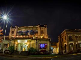 Centralia Square Grand Ballroom and Hotel, hotel u gradu 'Centralia'