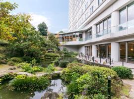 HOTEL MYSTAYS PREMIER Narita, готель біля аеропорту Міжнародний аеропорт Нарита - NRT,